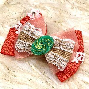 Disney Moana Handmade Bow
